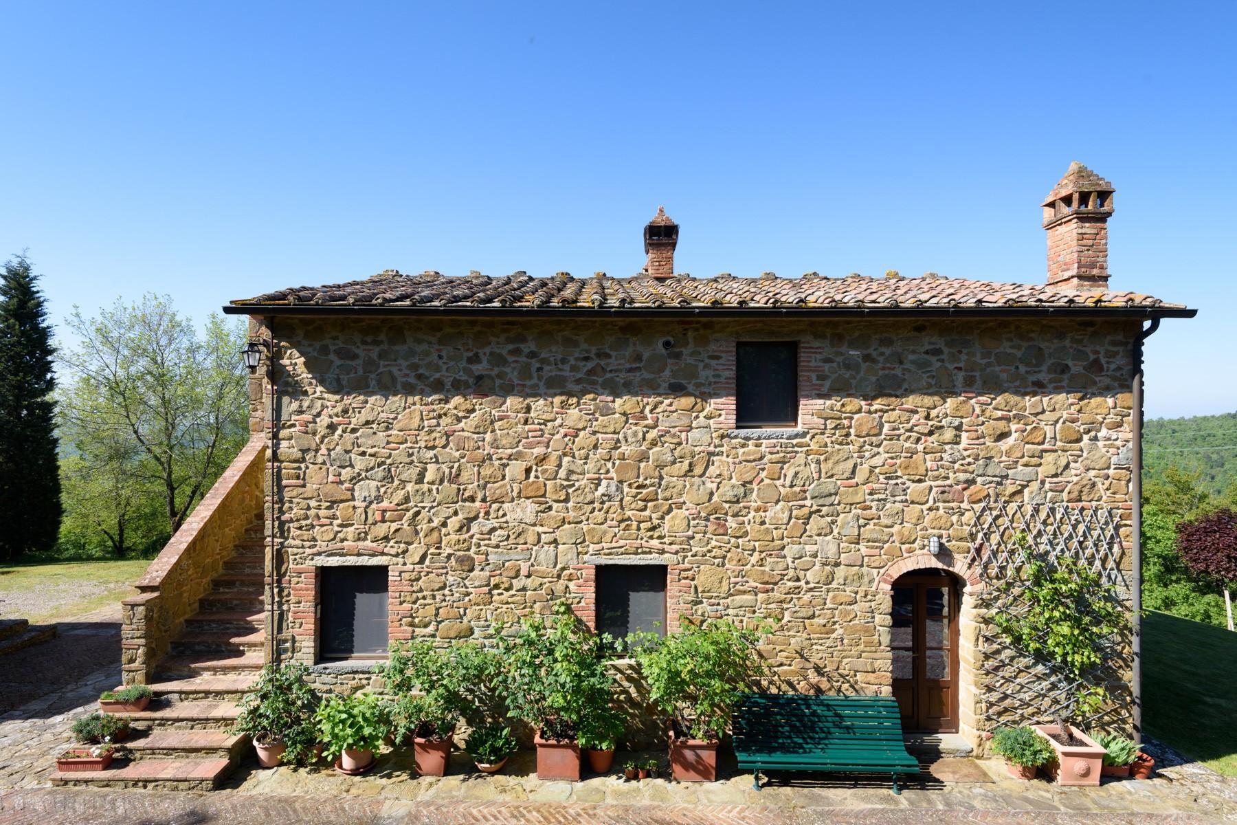 Charmante propriété près du château de Gargonza - 16