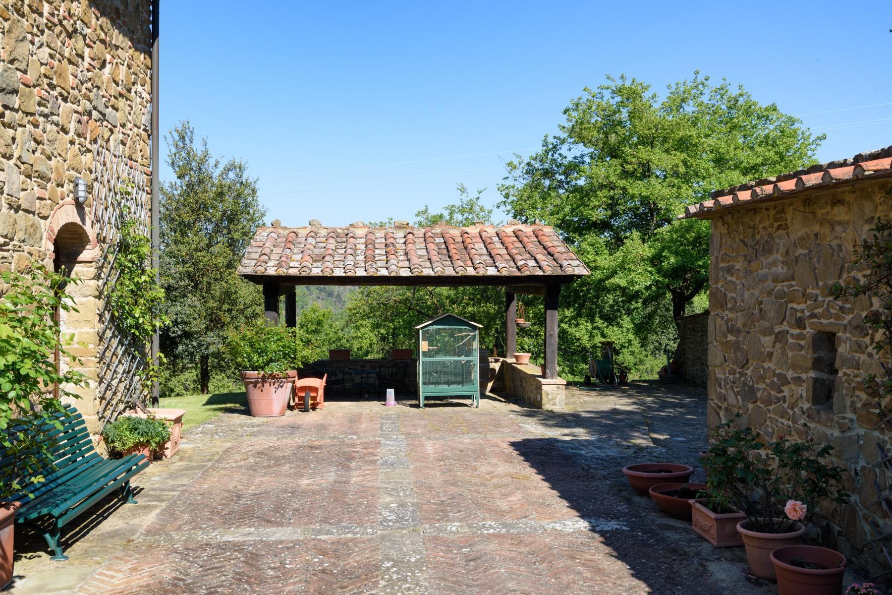 Charmante propriété près du château de Gargonza - 17
