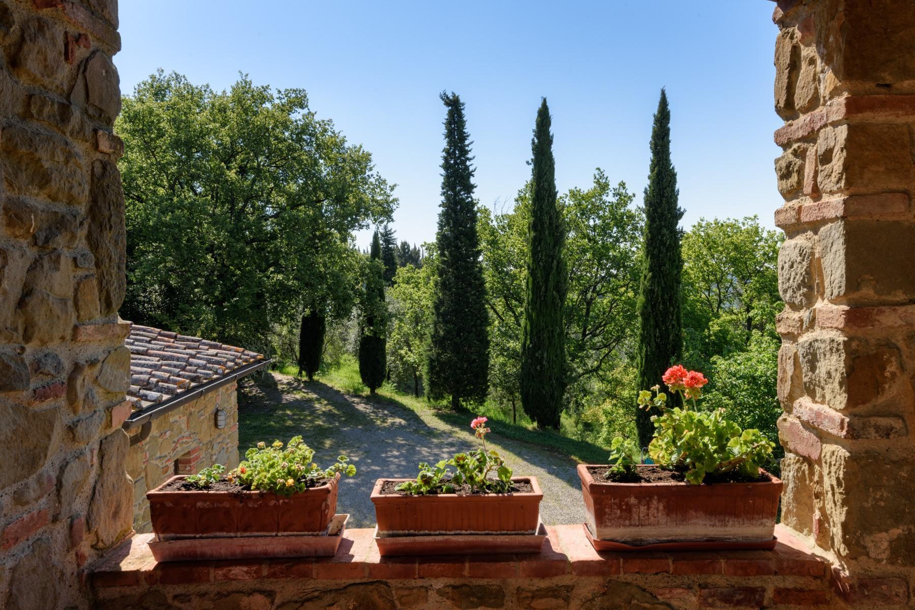 Charmante propriété près du château de Gargonza - 18