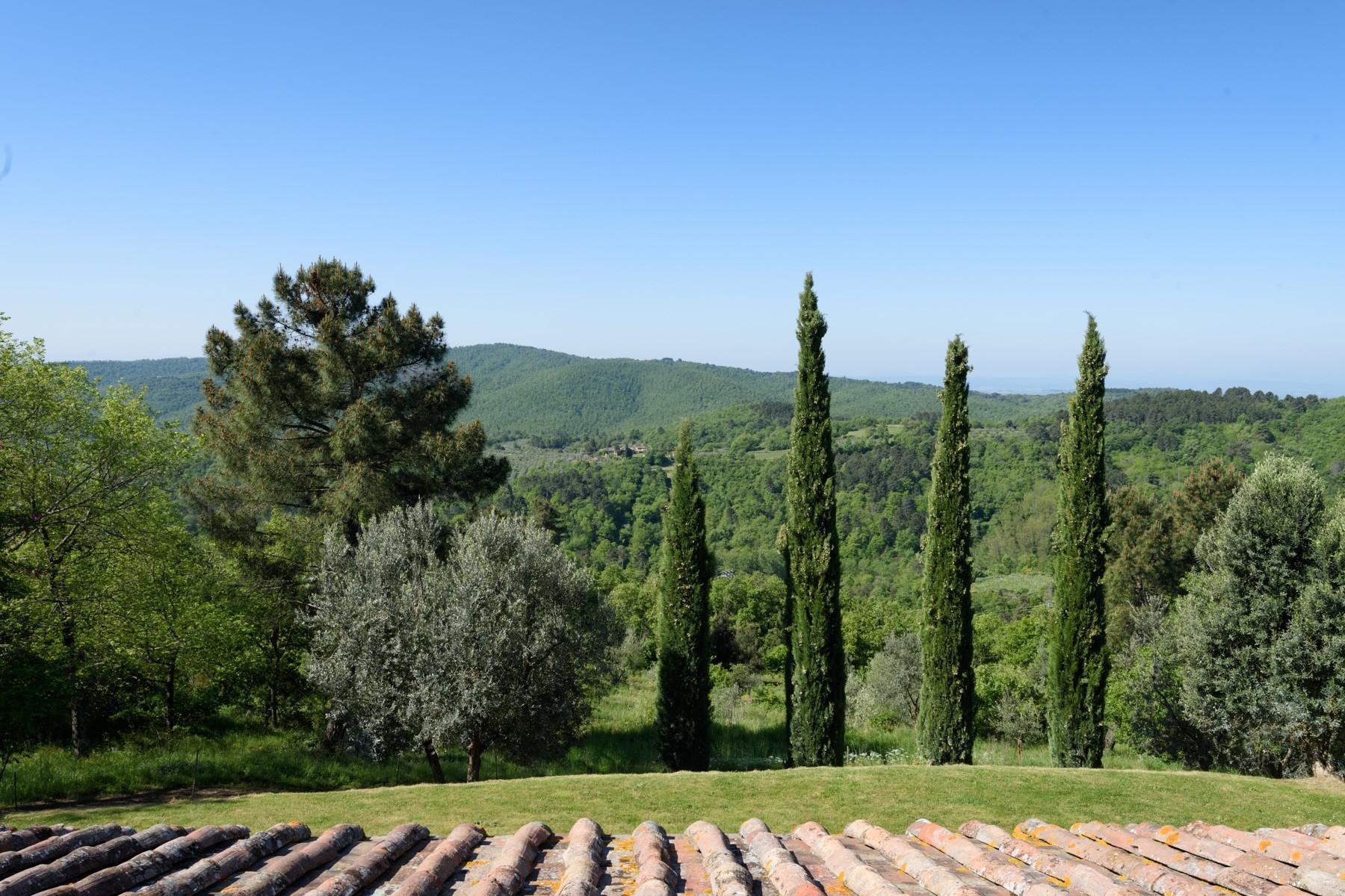 Charmante propriété près du château de Gargonza - 19