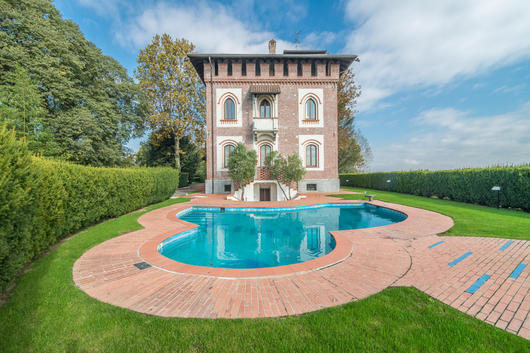 Pretigious historical villa close to Milan - 2