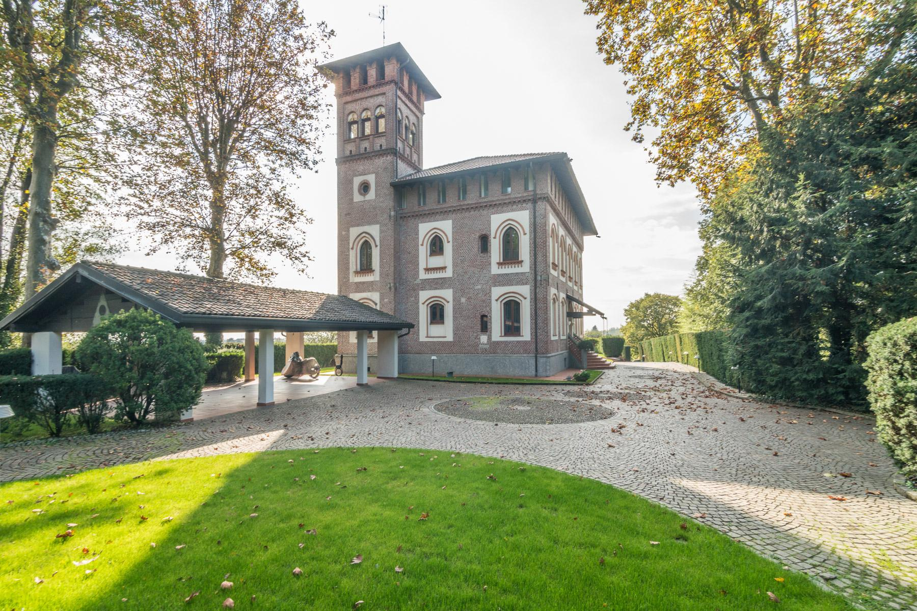 Pretigious historical villa close to Milan - 3
