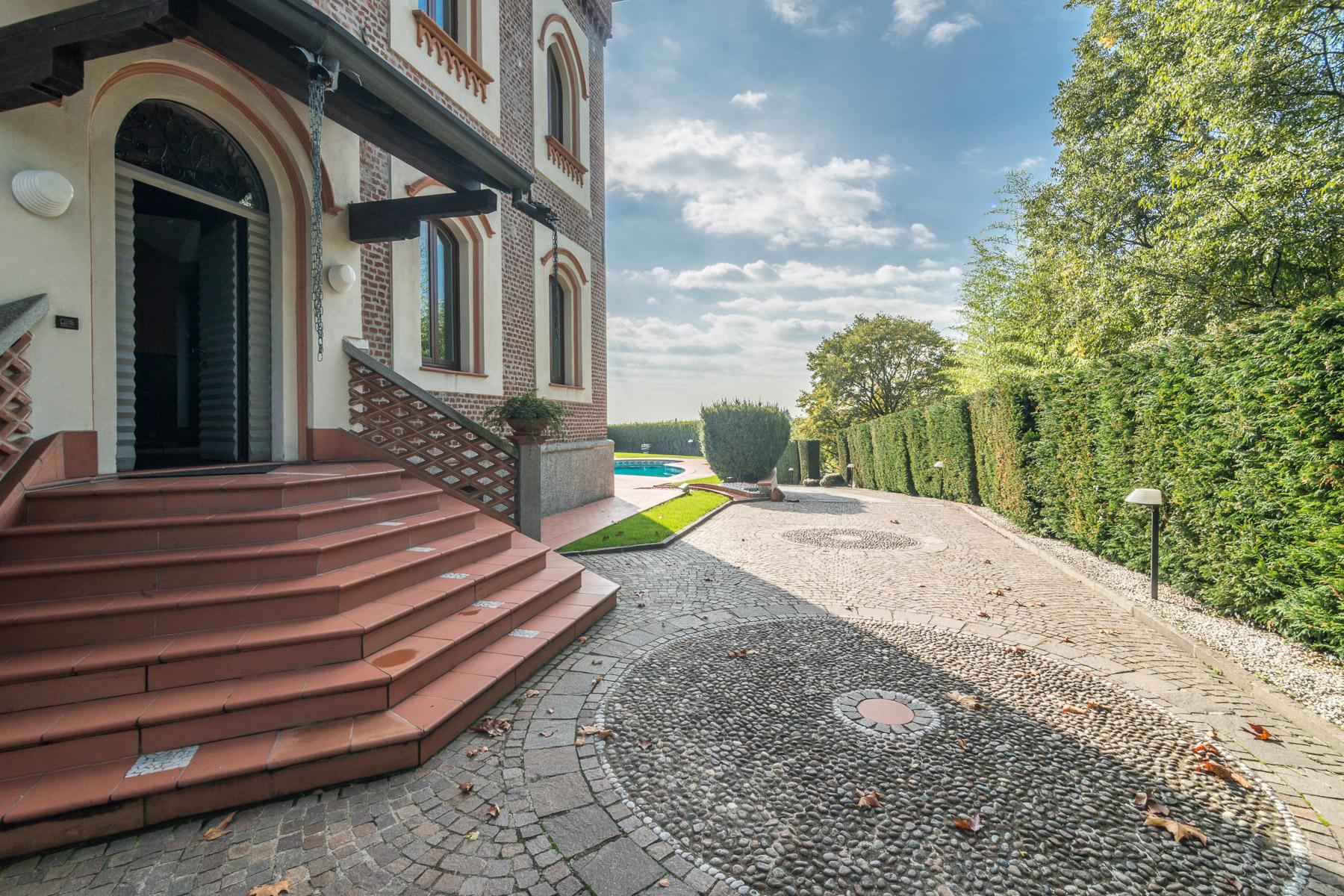 Pretigious historical villa close to Milan - 4