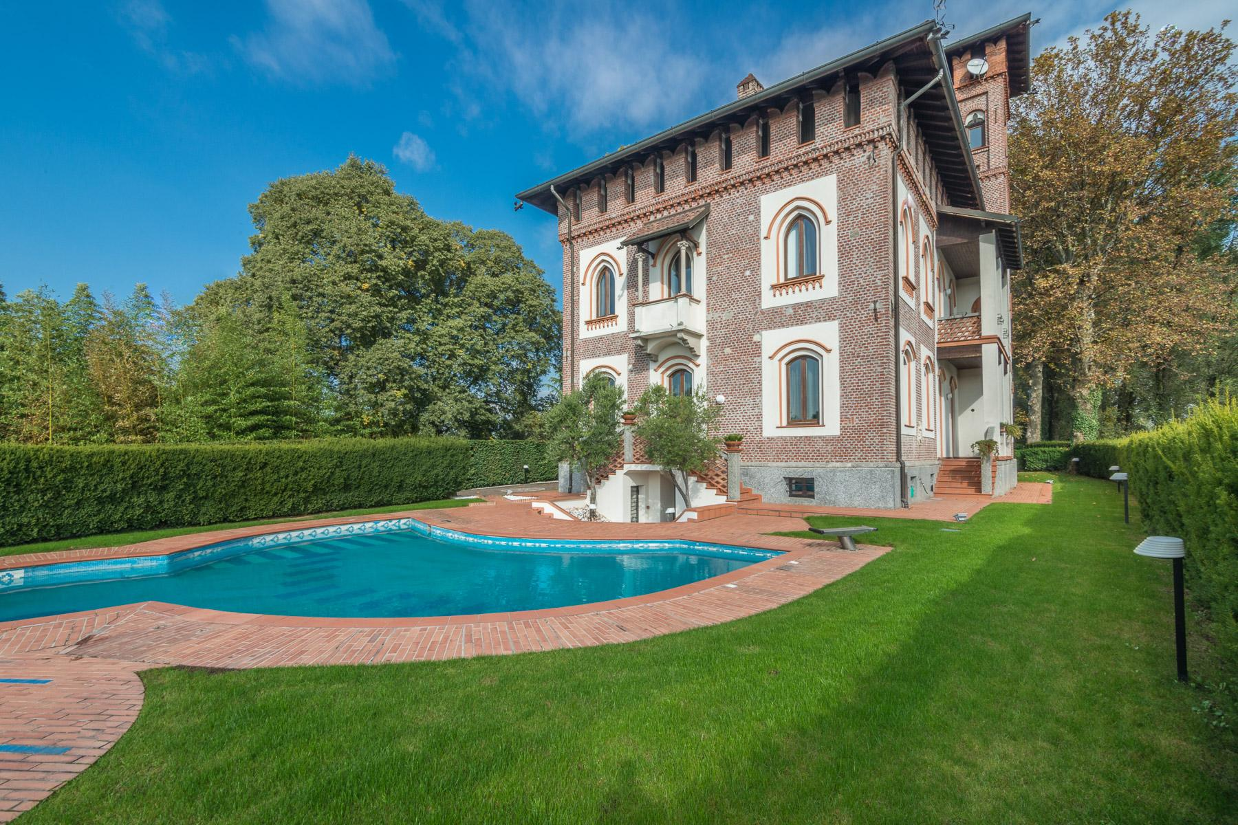 Pretigious historical villa close to Milan - 11