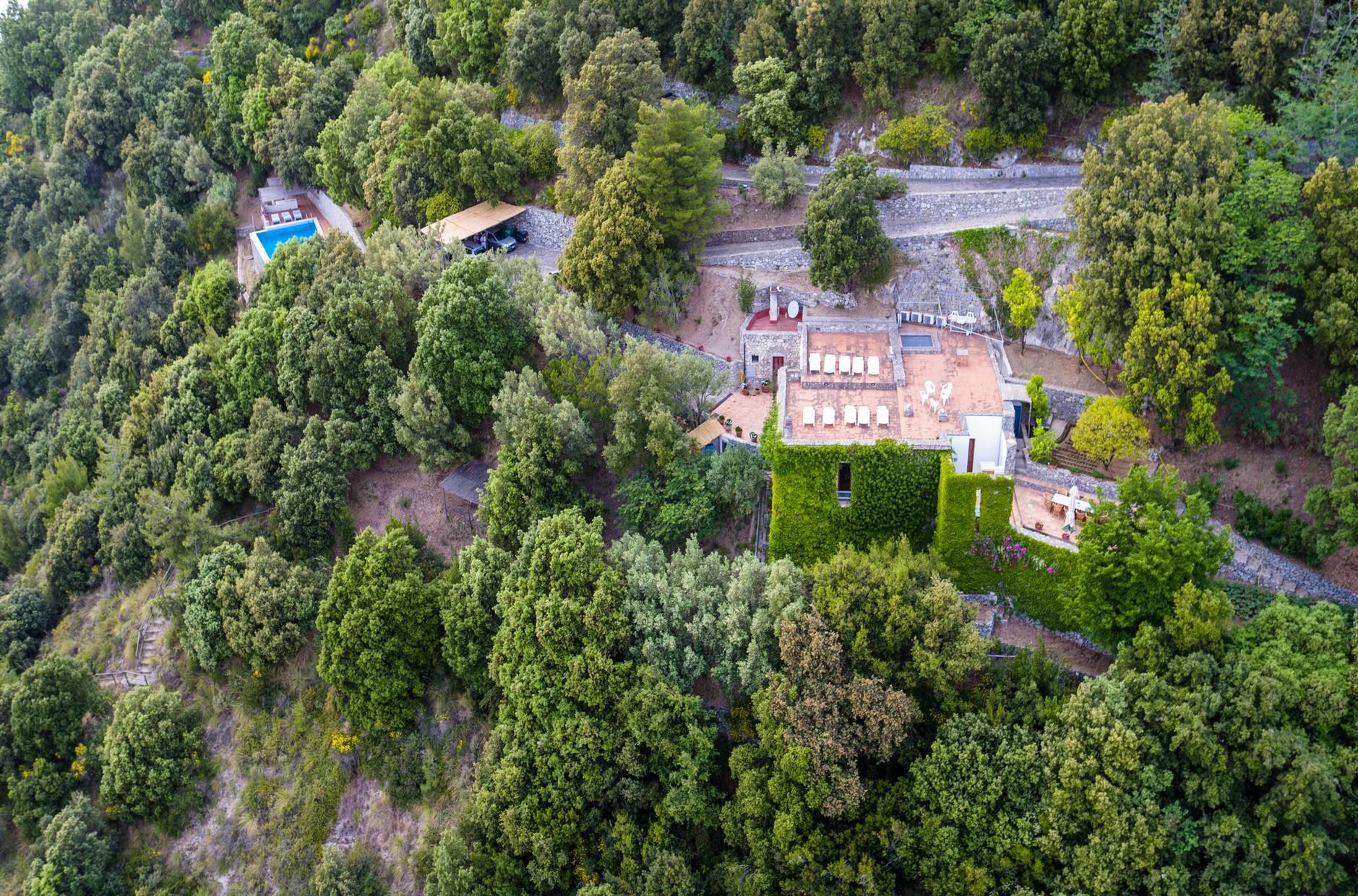Villa pied dans l'eau in Costiera Amalfitana - 33