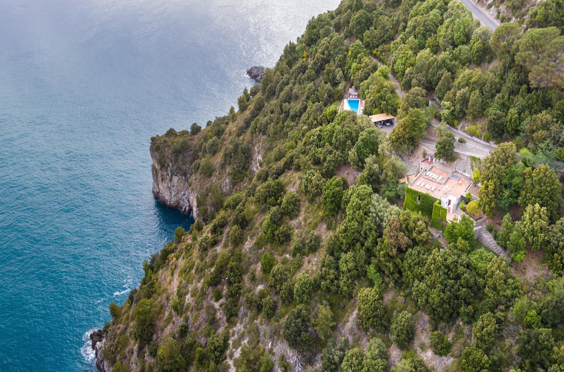 Villa pied dans l'eau in Costiera Amalfitana - 32