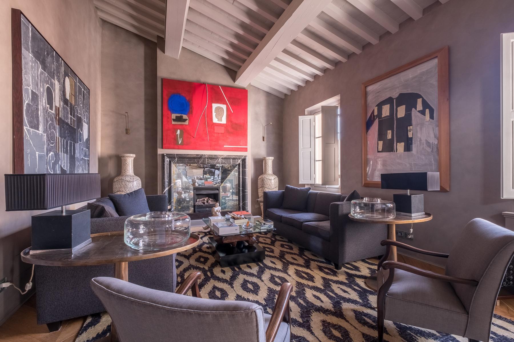 Herrliche Design-Wohnung mit Spa-Bereich im Herzen von Florenz - 3