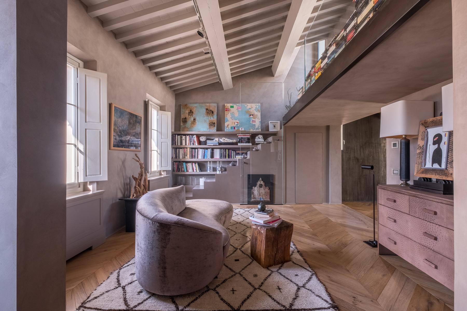 Magnifico appartamento di design con