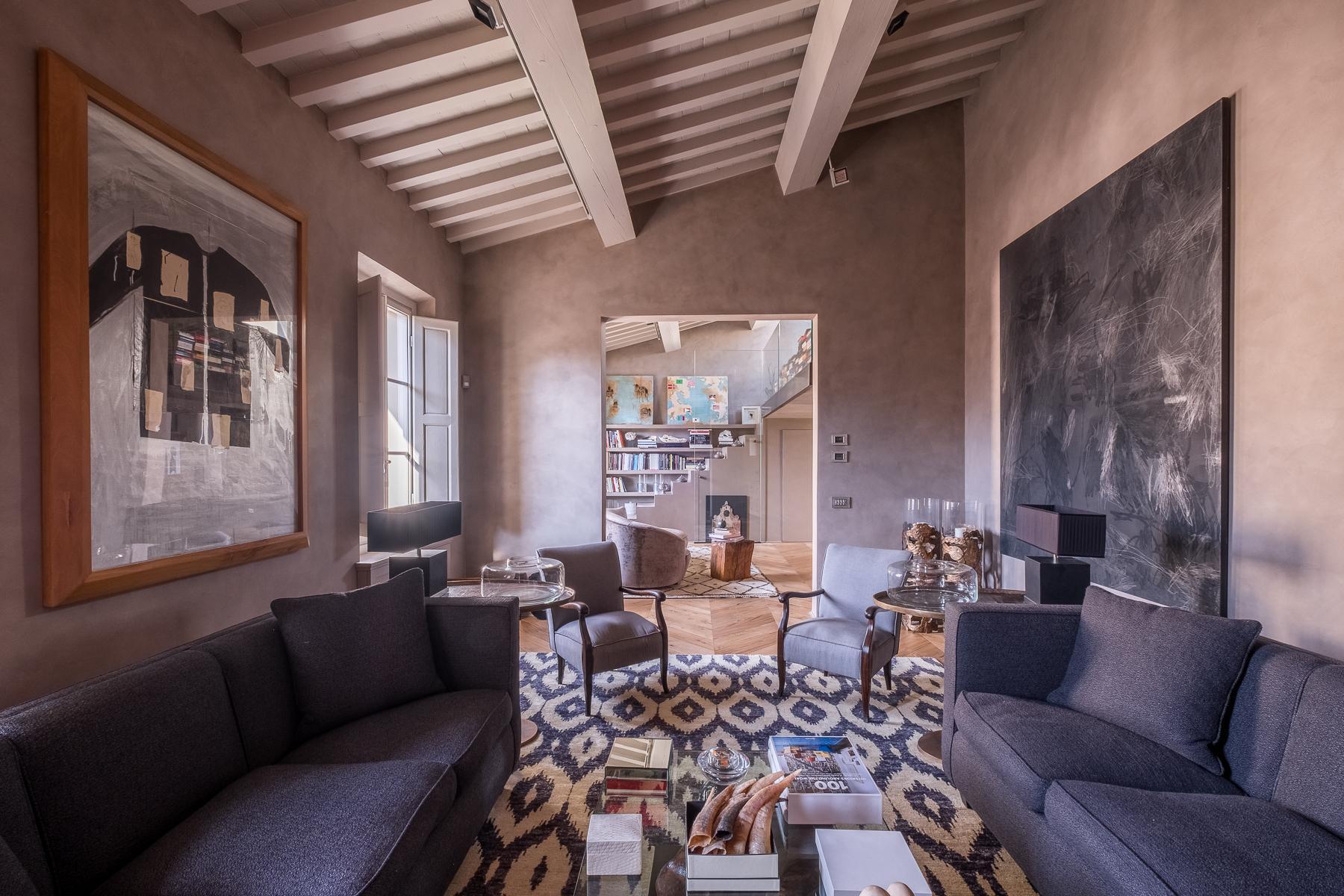 Herrliche Design-Wohnung mit Spa-Bereich im Herzen von Florenz - 7