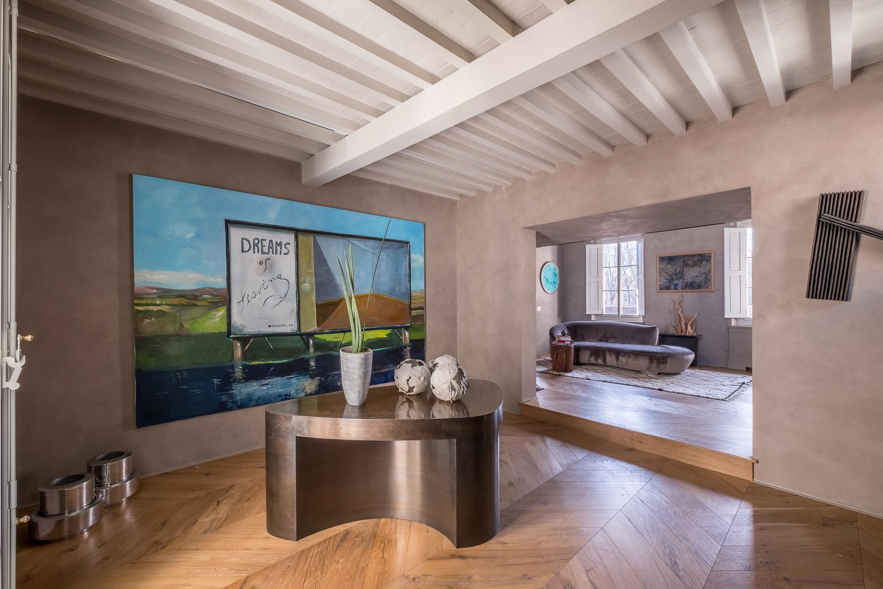 Magnifique appartement de design avec « spa » au cœur de florence - 9