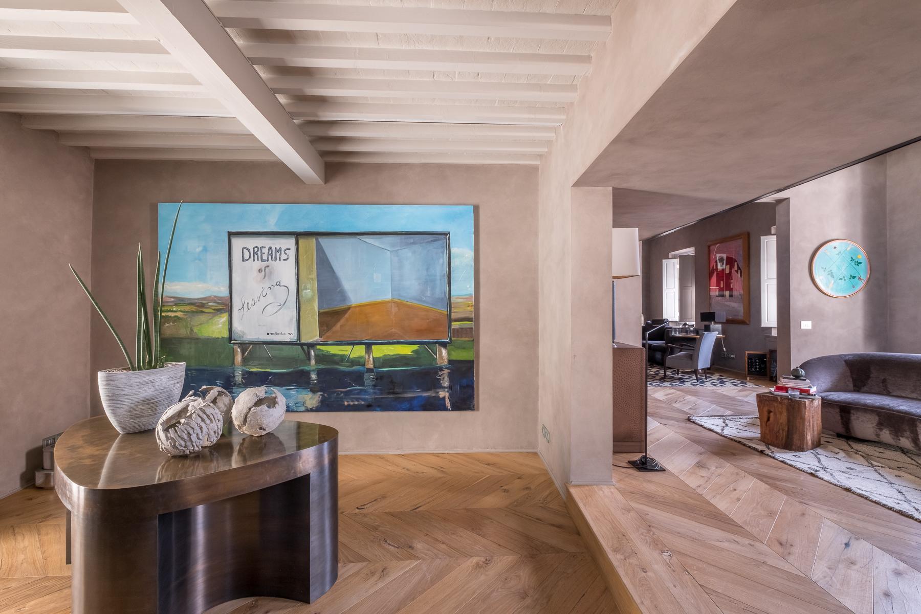 Magnifique appartement de design avec « spa » au cœur de florence - 10