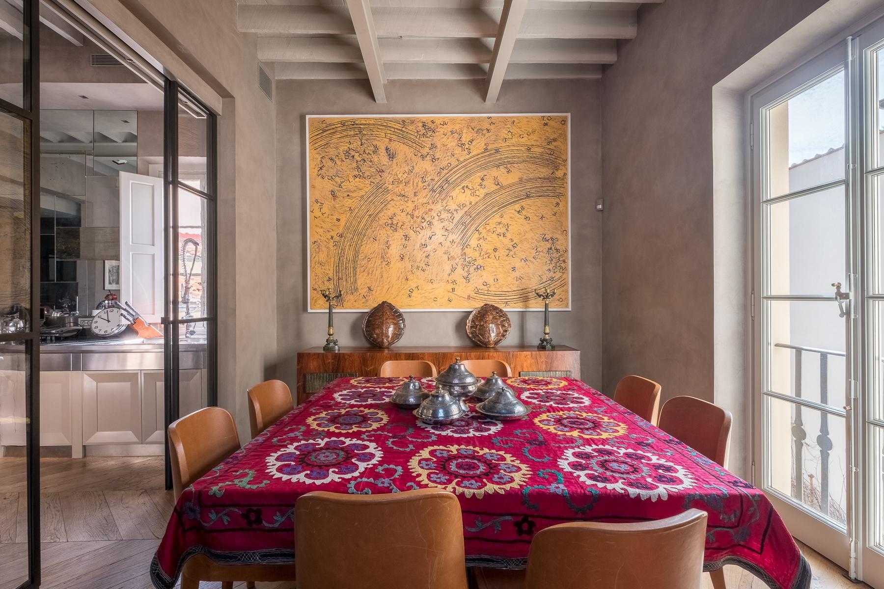 Magnifique appartement de design avec « spa » au cœur de florence - 11