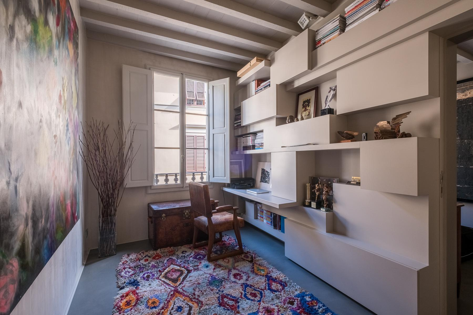 Magnifique appartement de design avec « spa » au cœur de florence - 12
