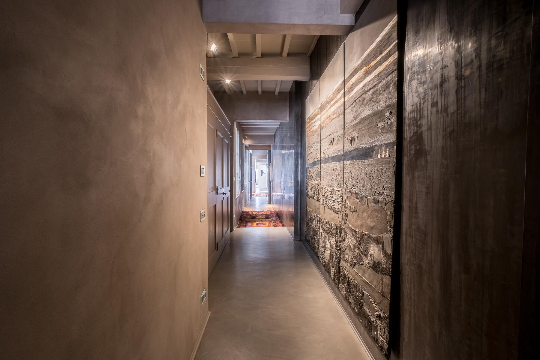 Magnifique appartement de design avec « spa » au cœur de florence - 13