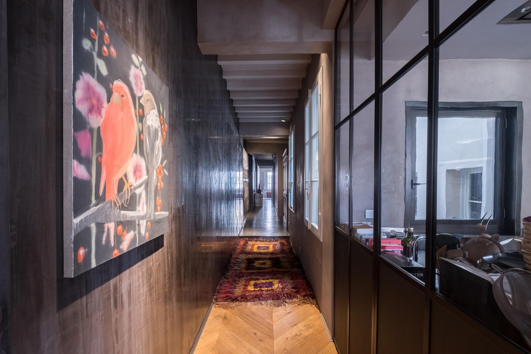 Magnifique appartement de design avec « spa » au cœur de florence - 15