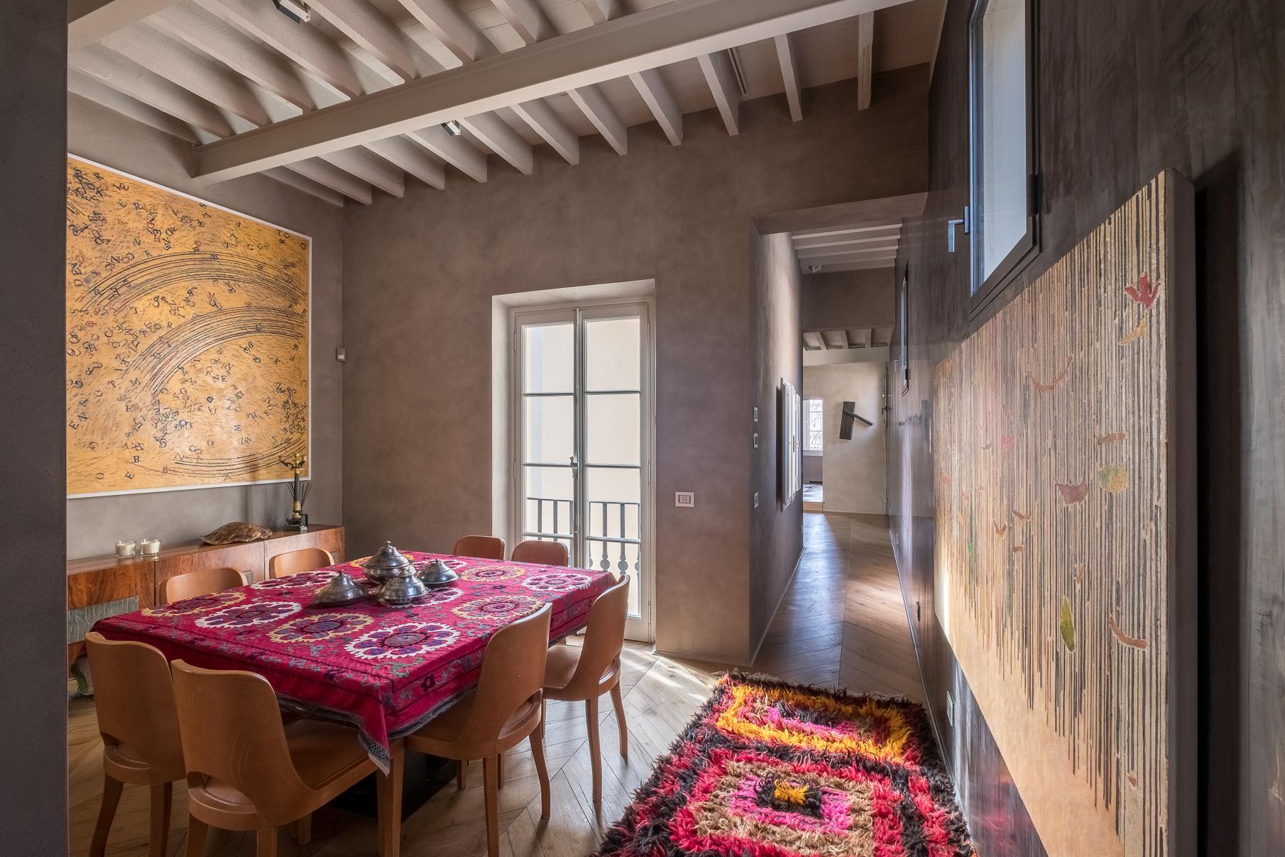 Magnifique appartement de design avec « spa » au cœur de florence - 16
