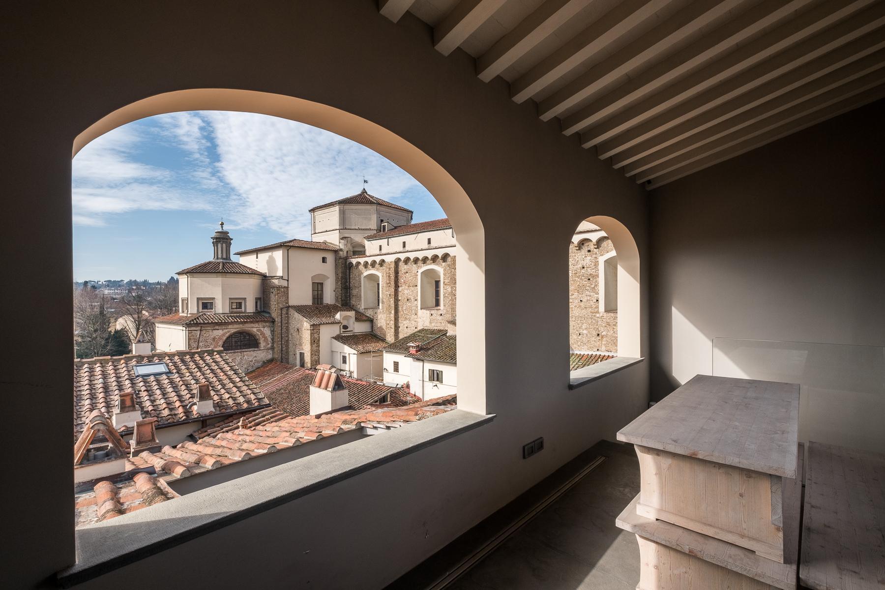 Herrliche Design-Wohnung mit Spa-Bereich im Herzen von Florenz - 1
