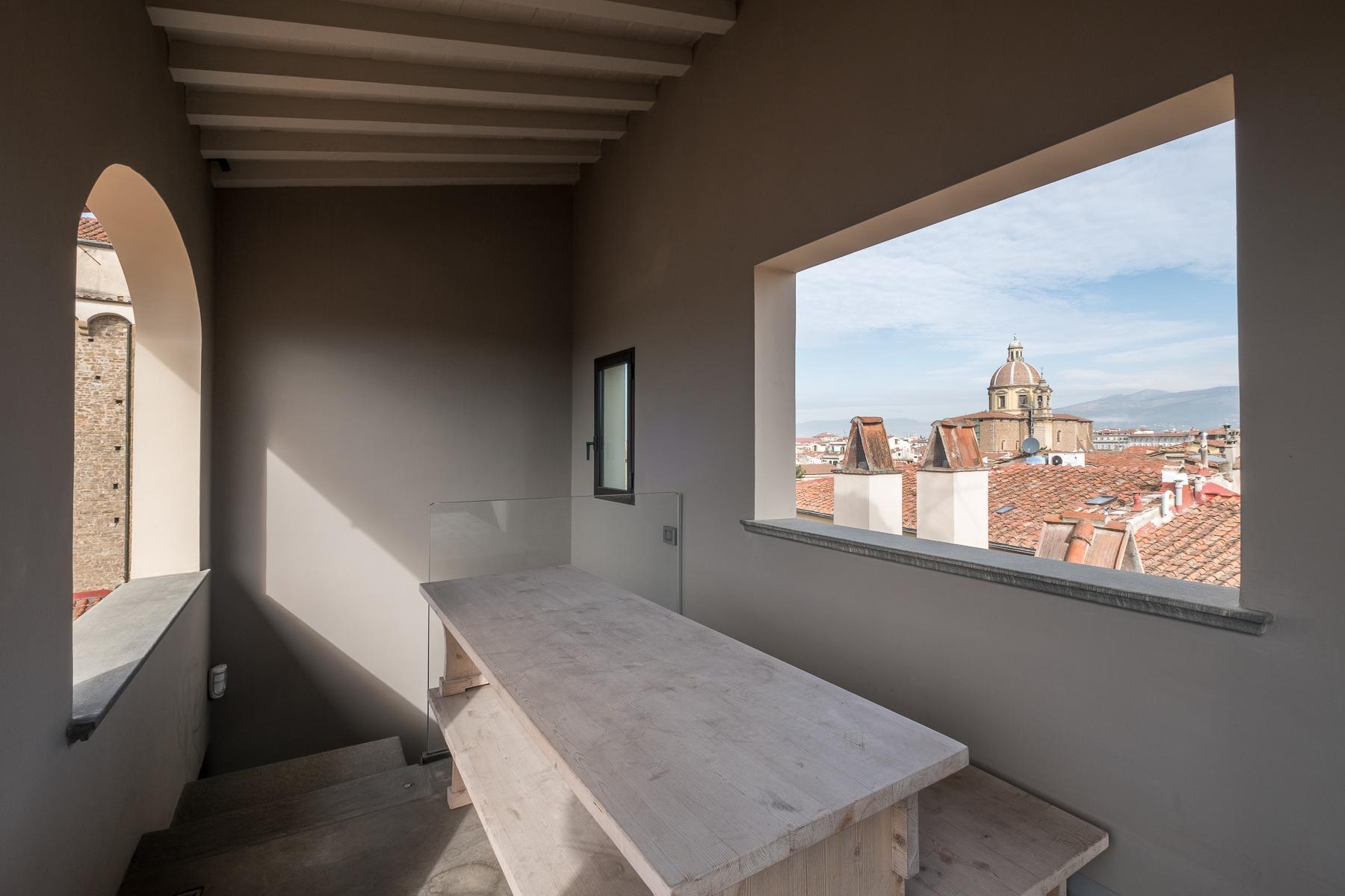 Magnifique appartement de design avec « spa » au cœur de florence - 18