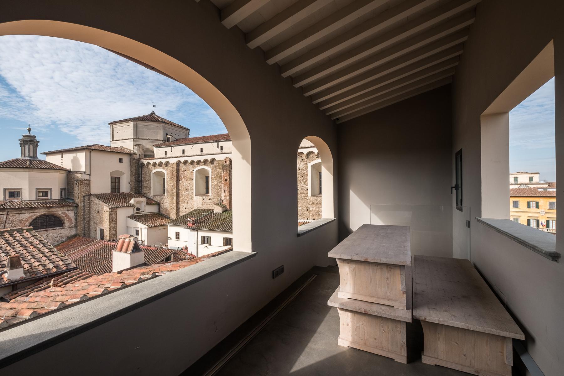 Magnifique appartement de design avec « spa » au cœur de florence - 19