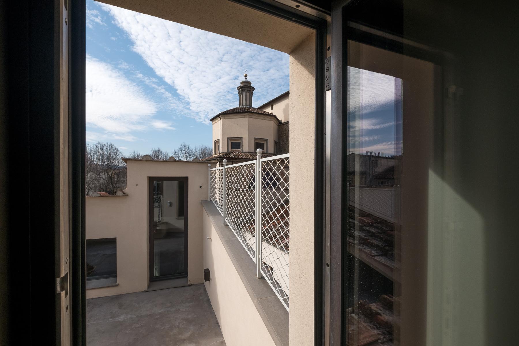 Magnifique appartement de design avec « spa » au cœur de florence - 23