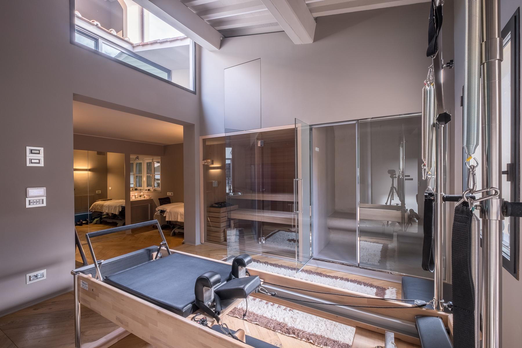 Magnifique appartement de design avec « spa » au cœur de florence - 27
