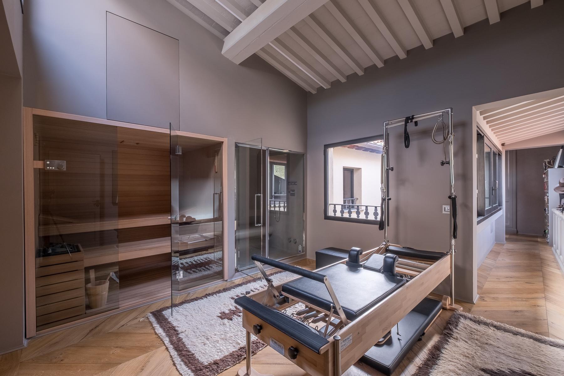 Magnifique appartement de design avec « spa » au cœur de florence - 28