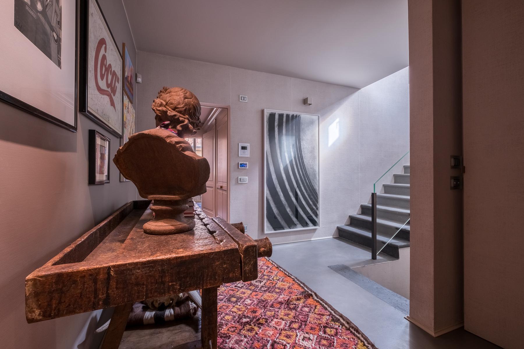 Magnifique appartement de design avec « spa » au cœur de florence - 34
