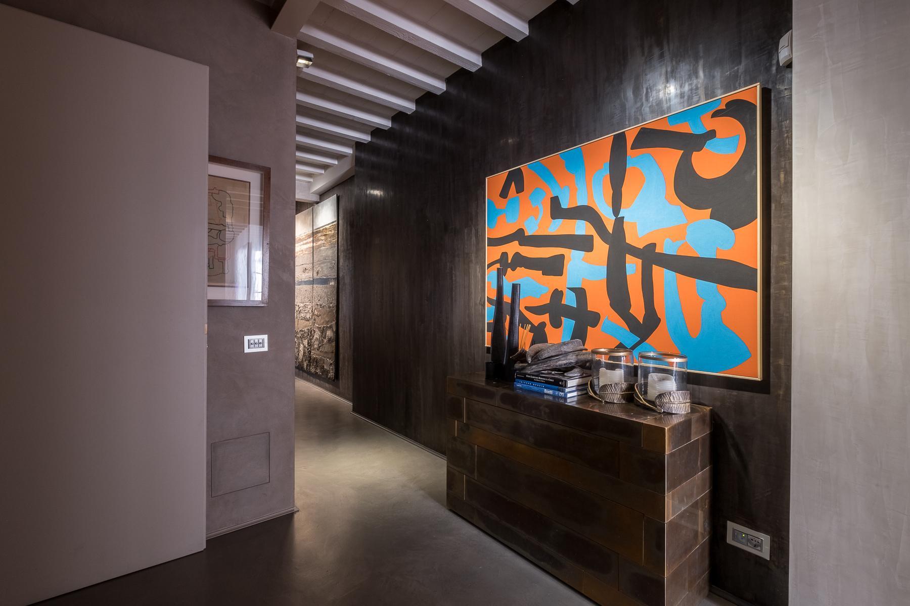 Magnifique appartement de design avec « spa » au cœur de florence - 35