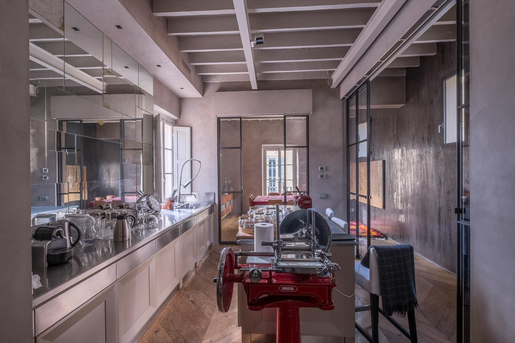 Magnifique appartement de design avec « spa » au cœur de florence - 36