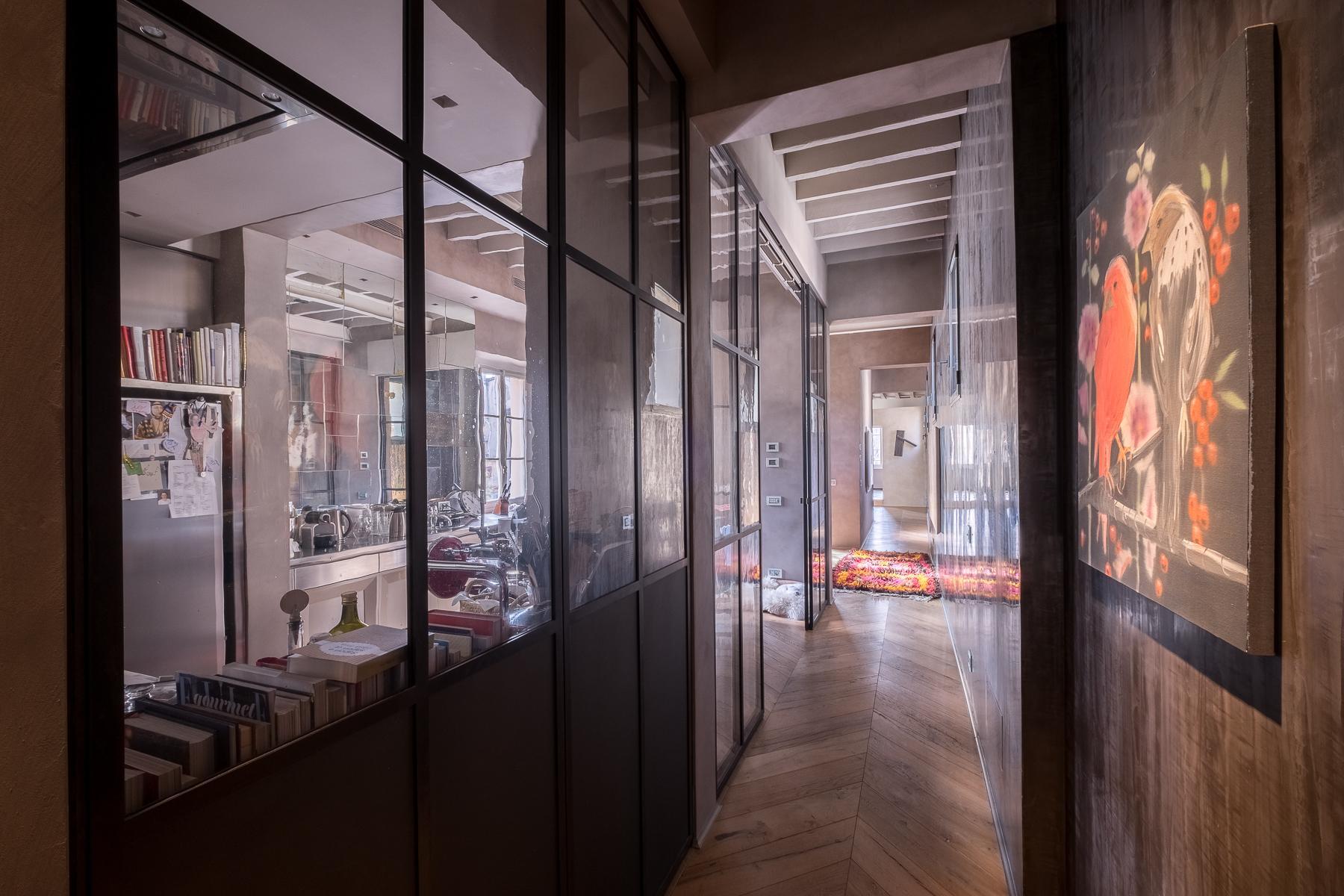 Magnifique appartement de design avec « spa » au cœur de florence - 37