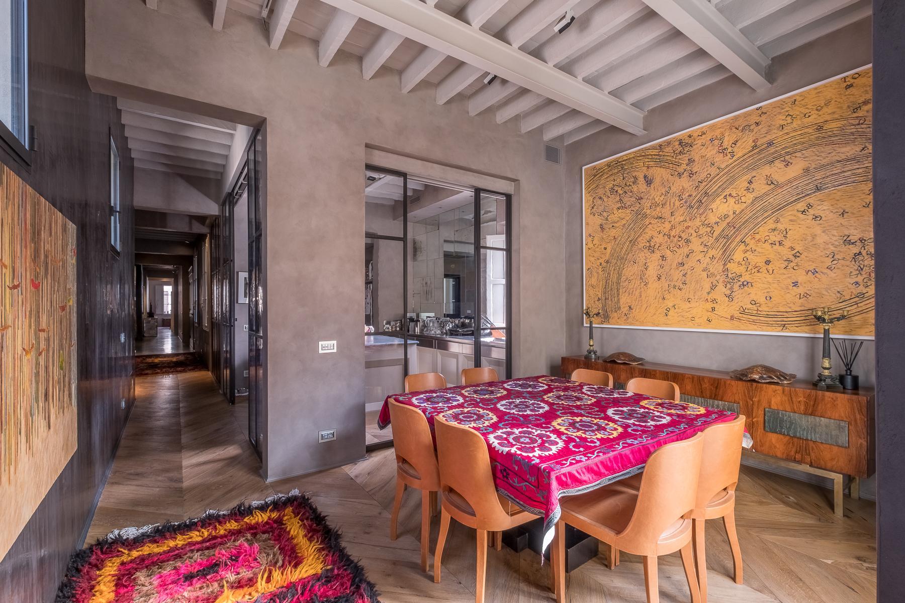 Magnifique appartement de design avec « spa » au cœur de florence - 38