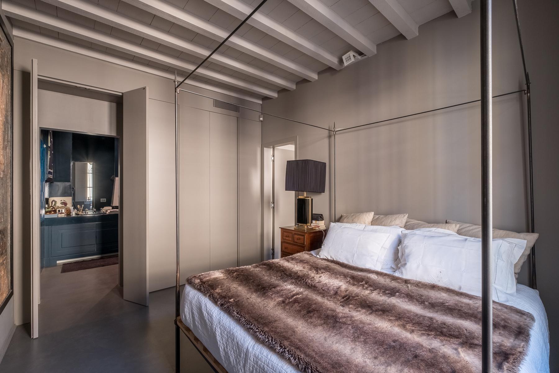 Magnifique appartement de design avec « spa » au cœur de florence - 41