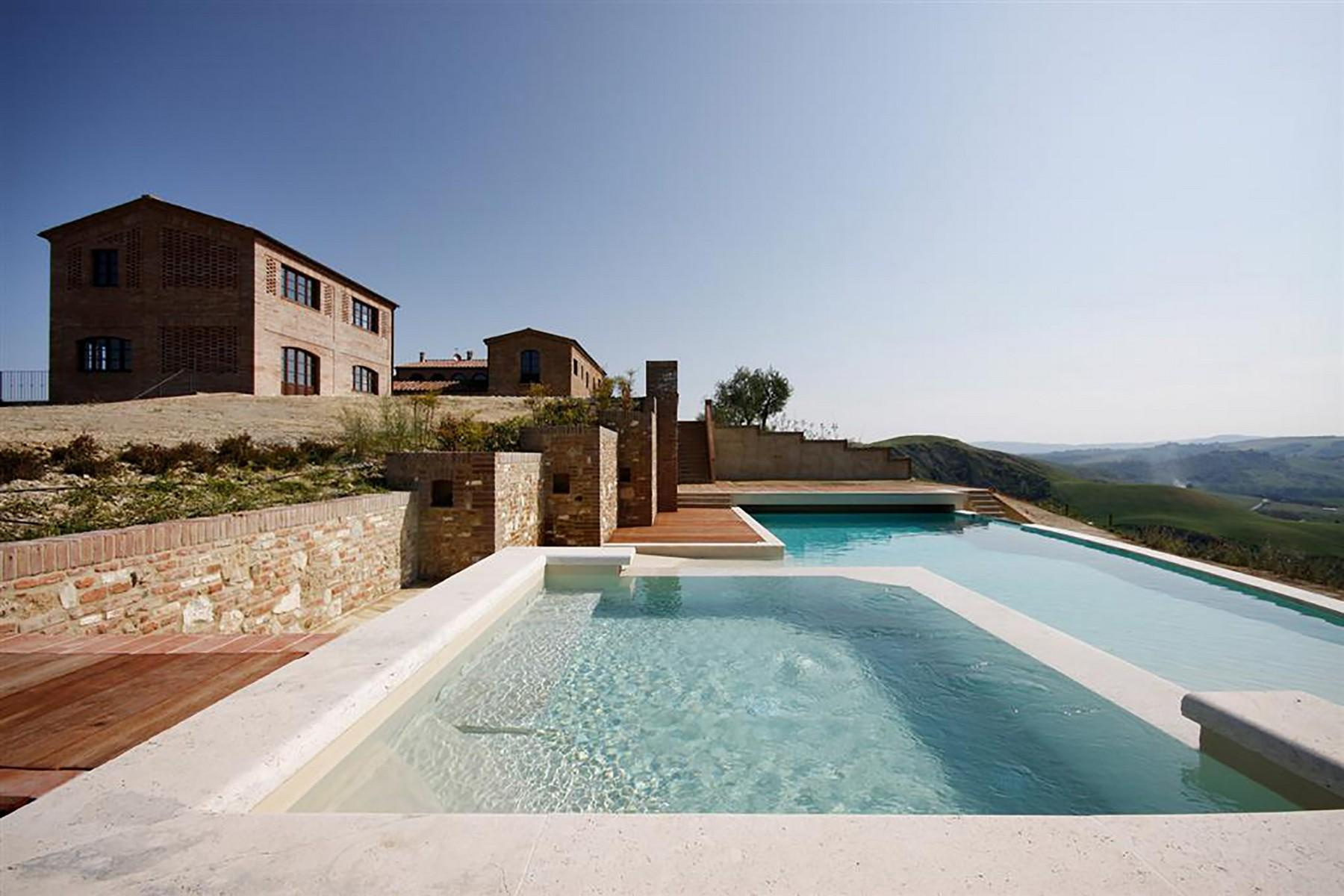 Unique countryhouse  with breath taking views of the Crete Senesi - 1