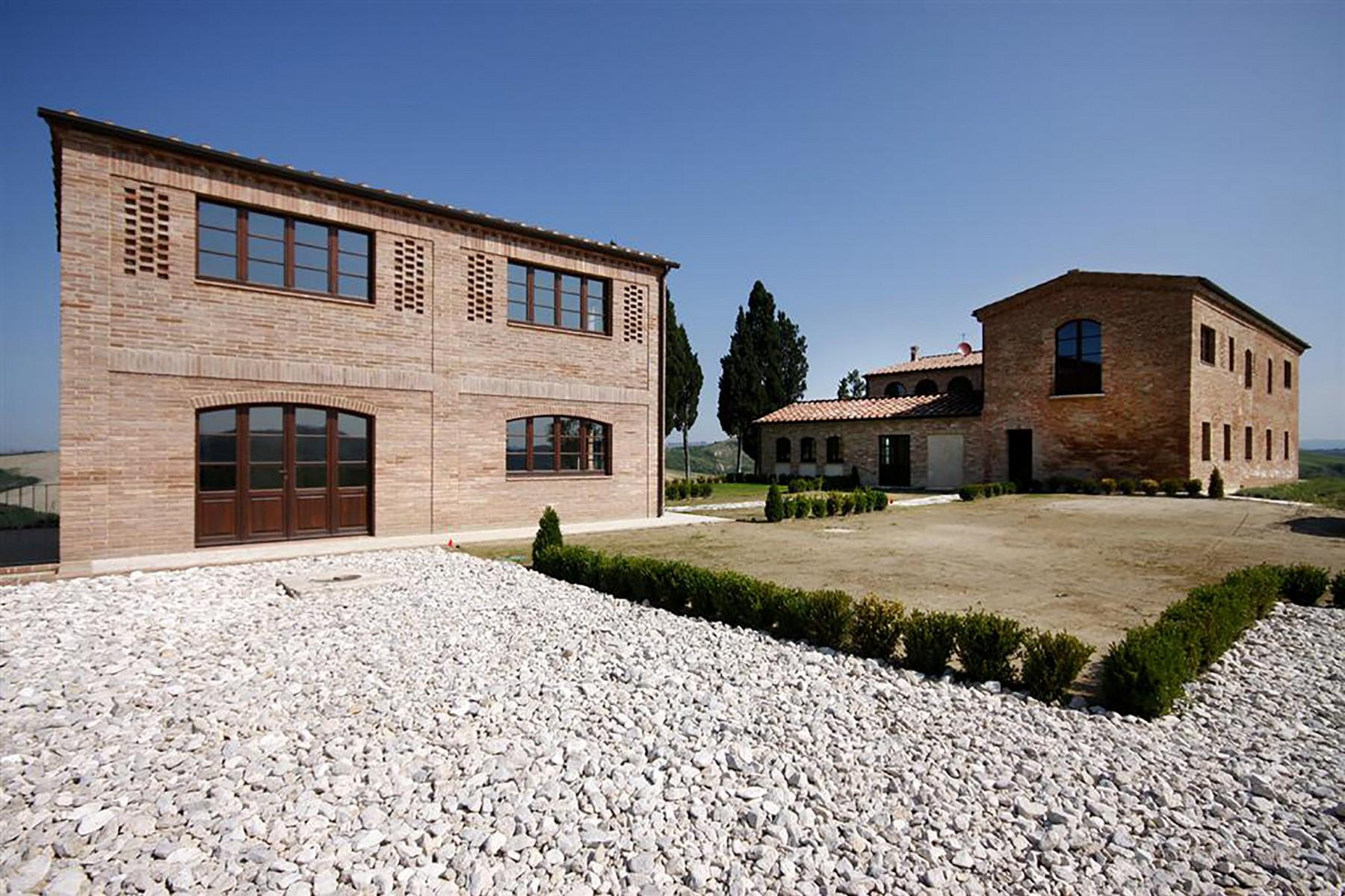 Unique countryhouse  with breath taking views of the Crete Senesi - 5