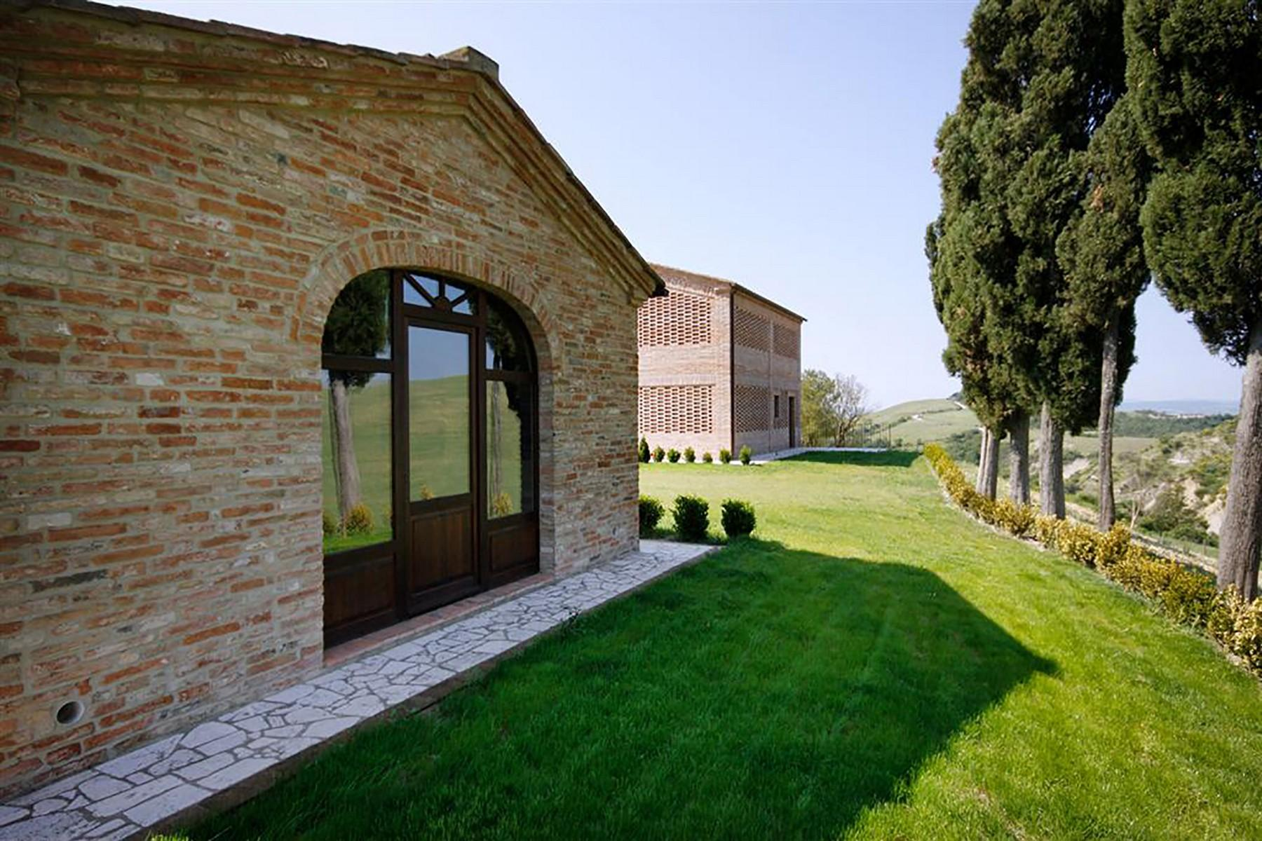 Unique countryhouse  with breath taking views of the Crete Senesi - 6