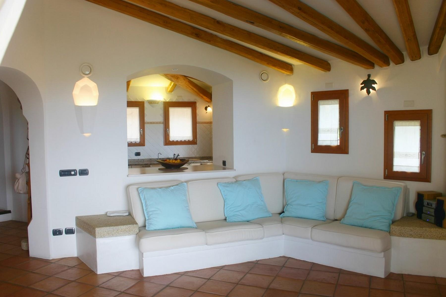 Porto Cervo Abbiadori Splendide villa jumelée avec vue sur le golfe de Pevero - 15