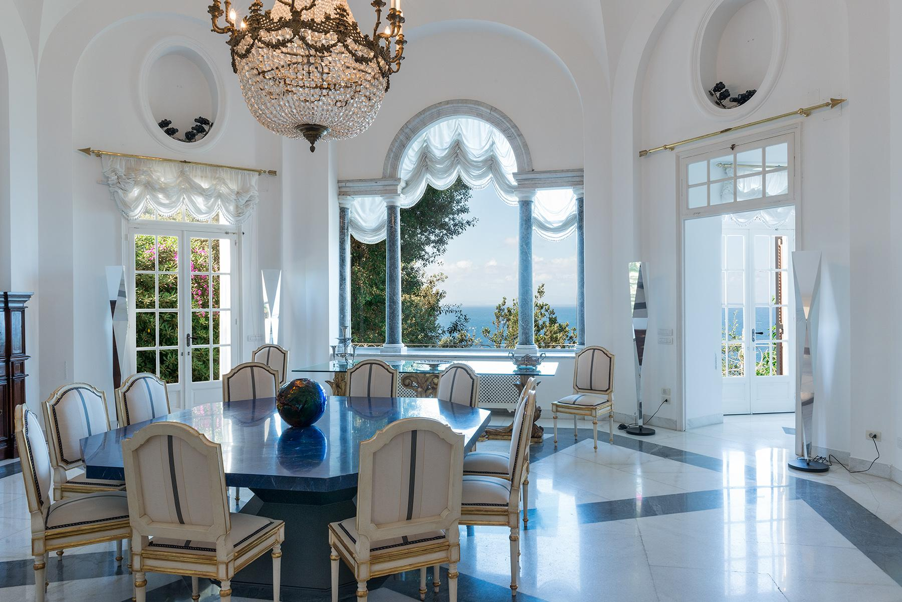 Villa Bismarck, an extraordinarily unique location in Capri - 14