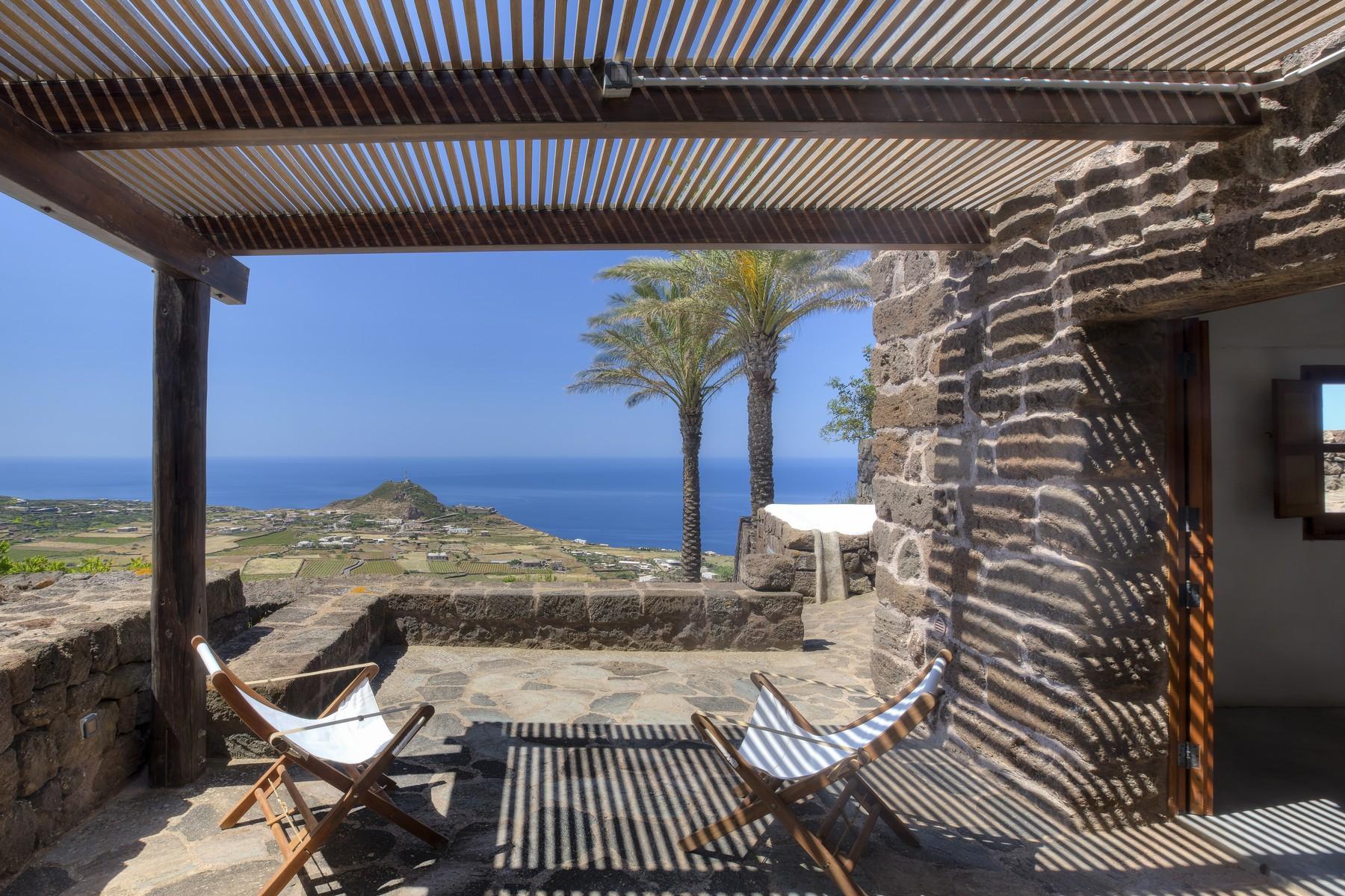 独特的Pantelleria岛上的纯净天堂 - 9