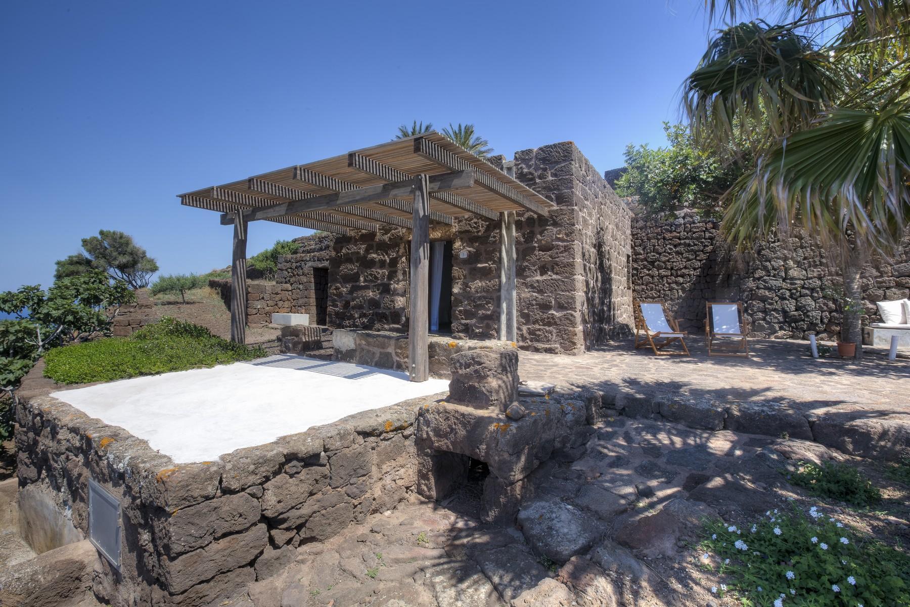 独特的Pantelleria岛上的纯净天堂 - 16