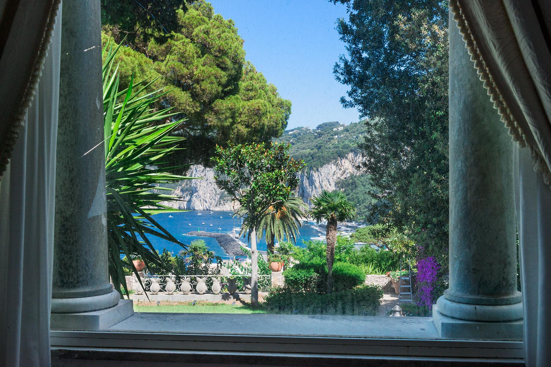 Villa Bismarck, an extraordinarily unique location in Capri - 21