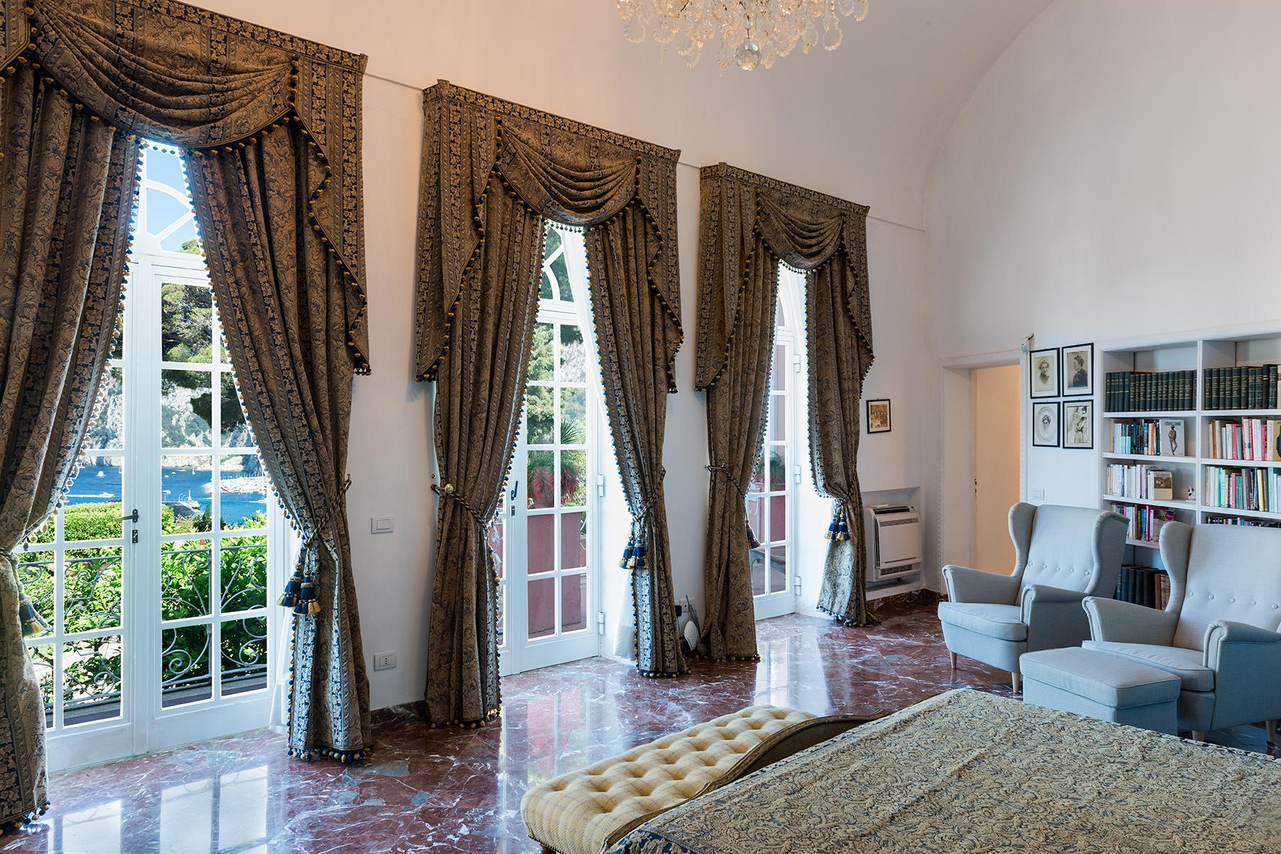 Villa Bismarck, an extraordinarily unique location in Capri - 34
