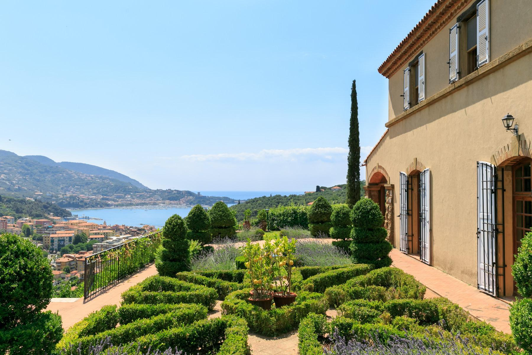 Lovely villa with sea views on the gulf of Lerici - 1