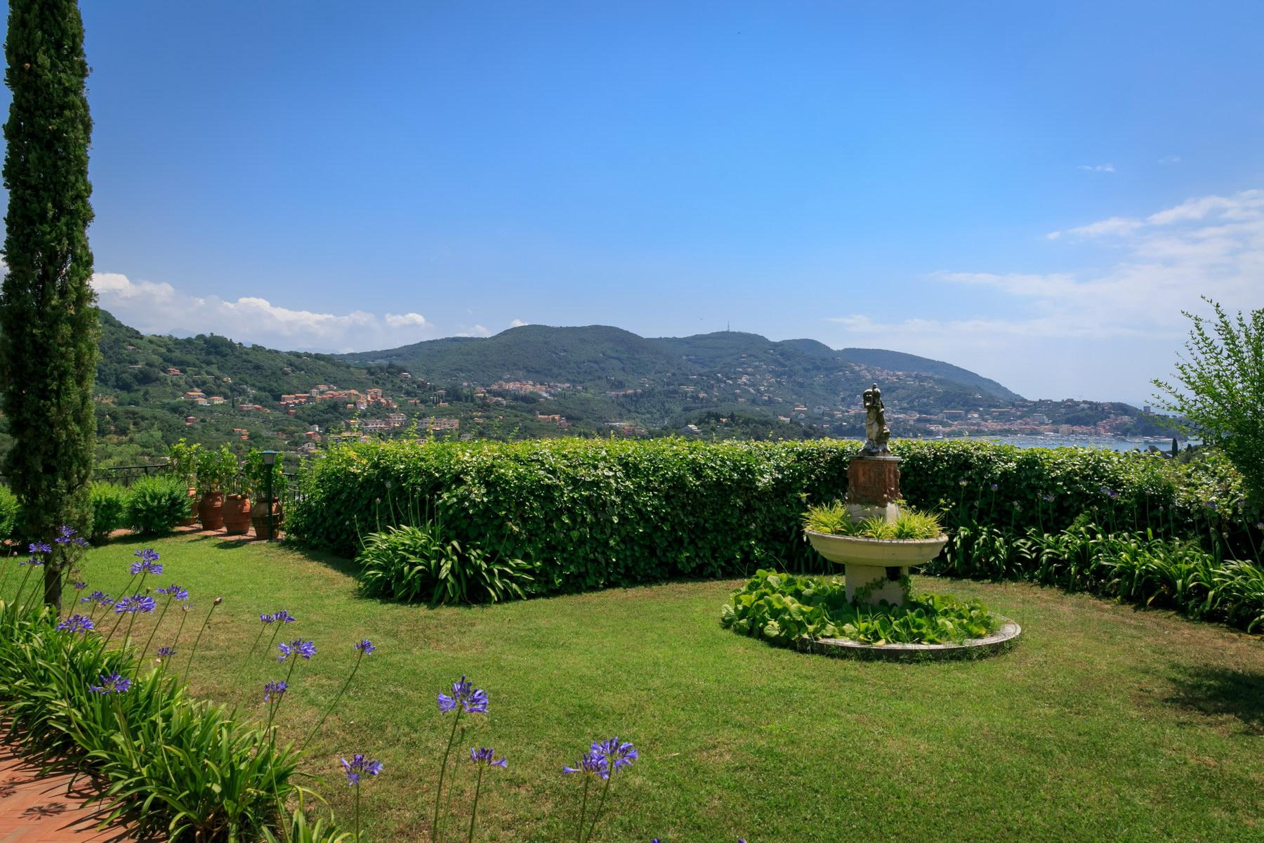 Lovely villa with sea views on the gulf of Lerici - 21