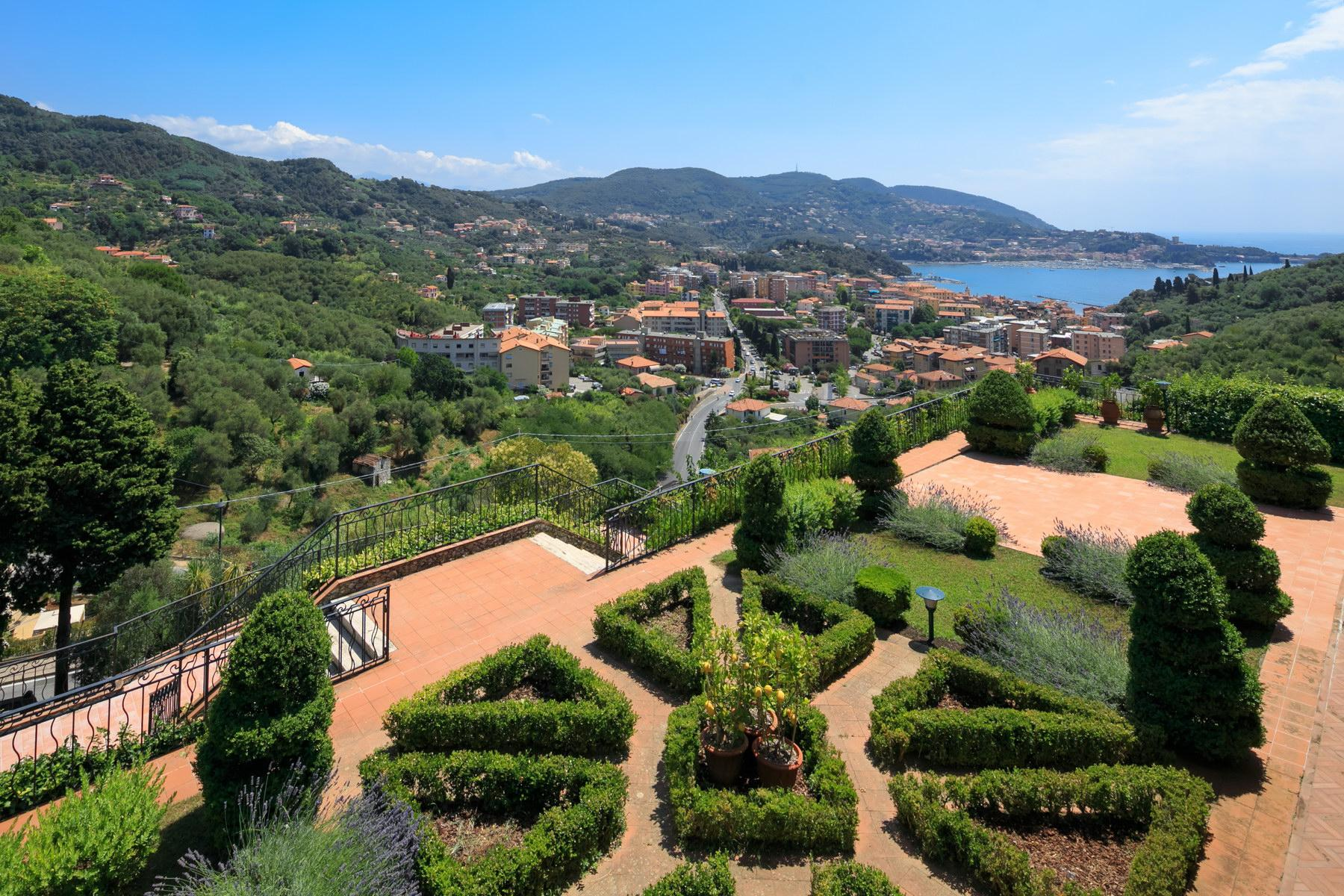 Lovely villa with sea views on the gulf of Lerici - 22