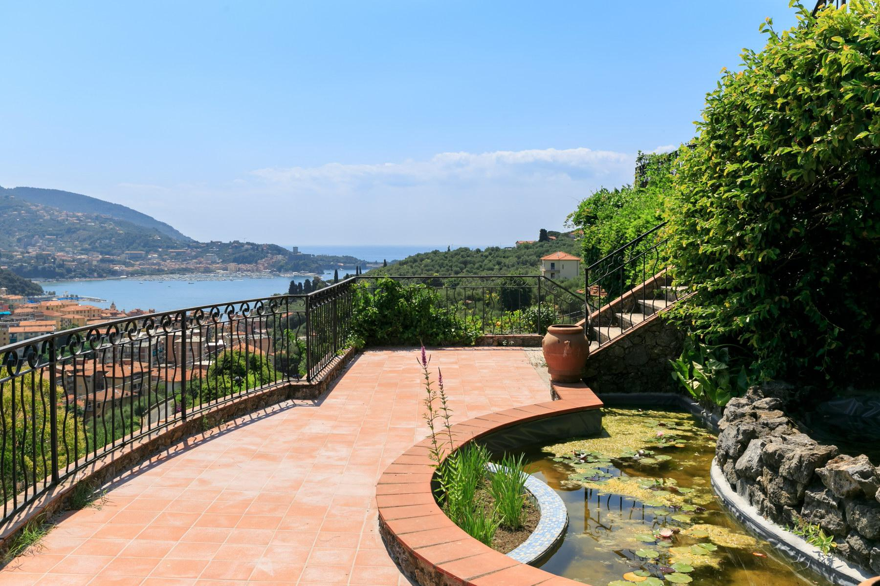 Lovely villa with sea views on the gulf of Lerici - 23