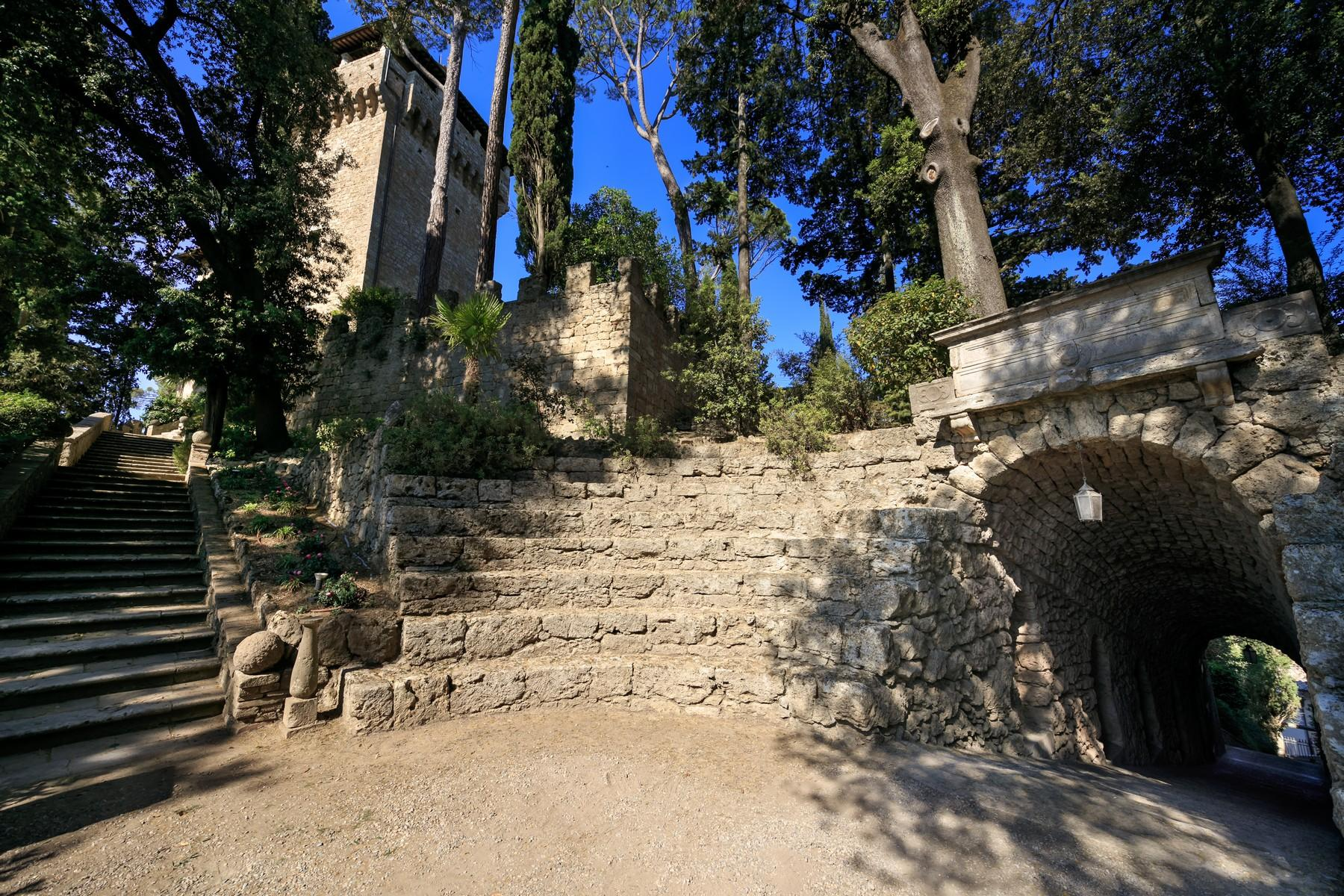 Rocca di Cetona, a superlative villa  with breathtaking views - 6