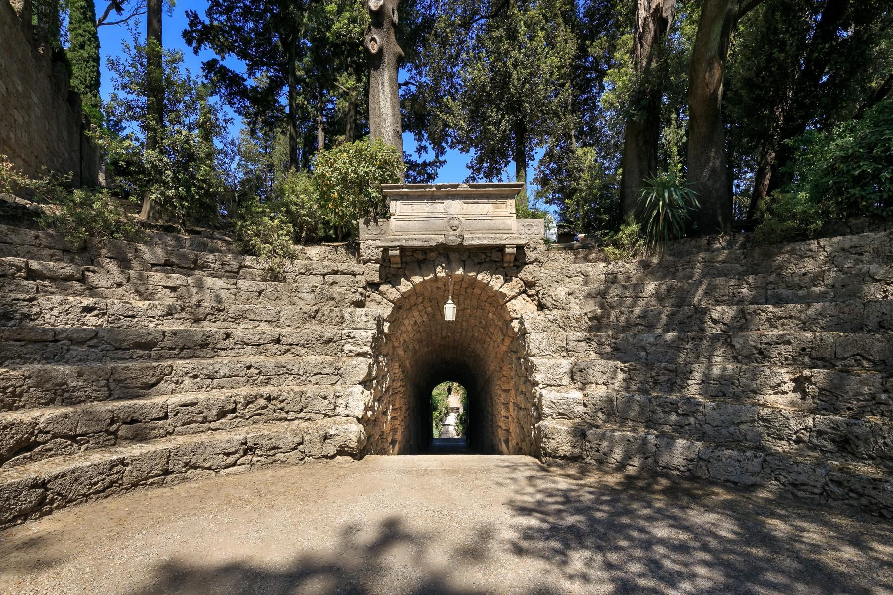 Rocca di Cetona, un'incantevole villa con viste mozzafiato dei paesaggi - 7