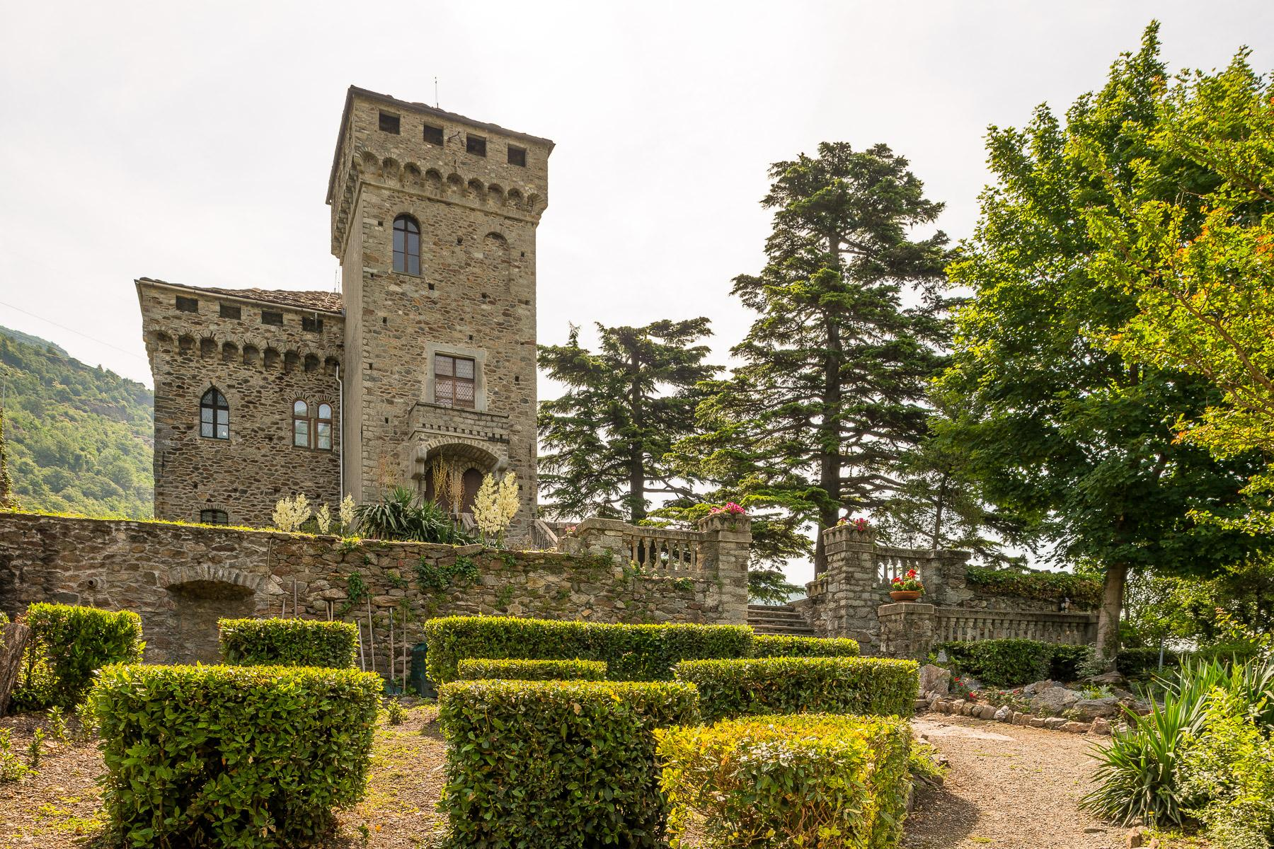 Montestrutto Castle - 1
