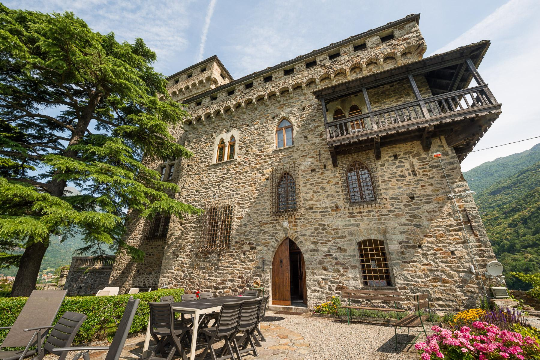 Montestrutto Castle - 3