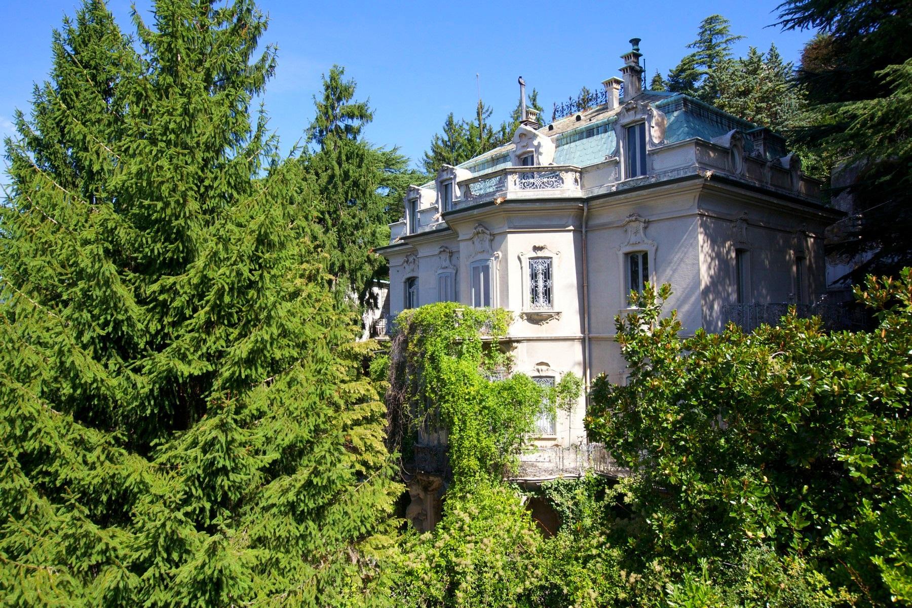 Prestigious period villa overlooking Lake Como - 2